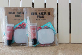 Kit supervivencia 'Ideal hasta el final'