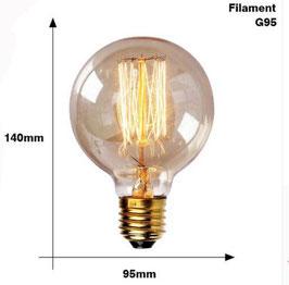 Koldraad 3 Bol 40W G95 Filament