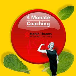 4 Monate Ernährungs-Coaching