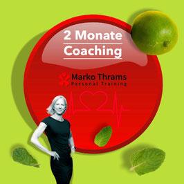 2 Monate Ernährungs-Coaching