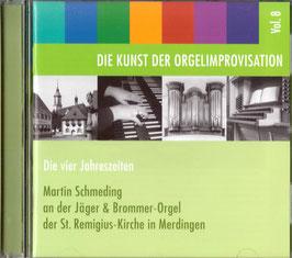 C1) Die Kunst der Orgelimprovisation - Die vier Jahreszeiten