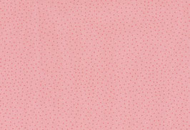 04014 Baumwolle Westfalenstoff Pünktchen rosa