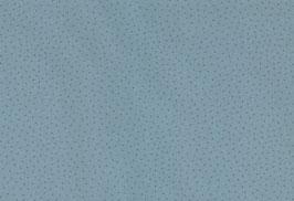 04038 Baumwolle Westfalenstoff Pünktchen blaugrau