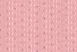04013 Baumwolle Westfalenstoff rosa Röschen