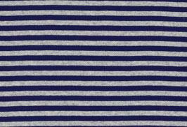 02031 Jersey Westfalen beige dunkelblau gestreift