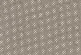 04001 Baumwolle Westfalenstoffe beige Punkte