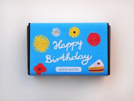 Studio Laube - Blumenkugeln - Happy Birthday