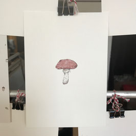 Postkarte - Fliegenpilz