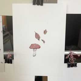 Postkarte - Herbst