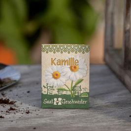Saatgeschwister - Kamille