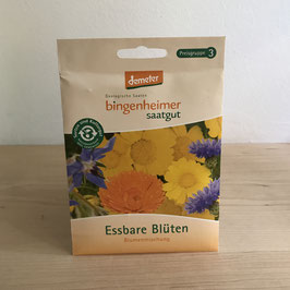 Essbare Blüten - Bingenheimer Saatgut