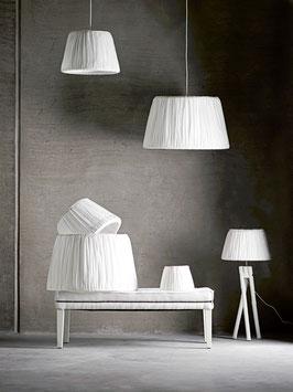 Lampen- Schirme Seide L, M & Small
