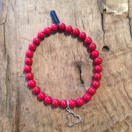 1er Bracelet Rot