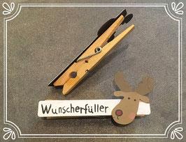 Wunsch-Erfüller & Frohe Weihnacht Klammer