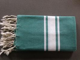 Fouta/ Hammam- Tuch grün