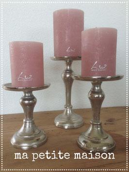 Luz Rustic Kerzen Rosa