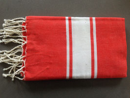 Fouta/ Hammam- Tuch orange