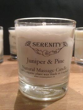 Duftkerze Juniper & Pine