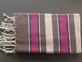 Fouta/ Hammam- Tuch pink