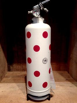 Feuer- Löscher red dots