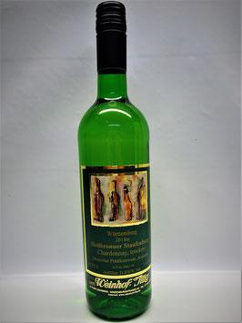 2018 Heilbronner Stiftsberg, Chardonnay, trocken,