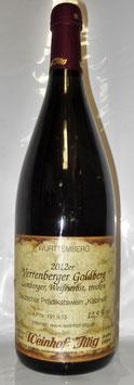 2015 Weinsberger Staufenberg, Spätburgunder, Weißherbst, trocken, 12,5 %vol