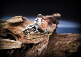 Ring Copper Moon