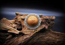 Ring Copper Flower