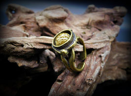 Ring Antique Flower