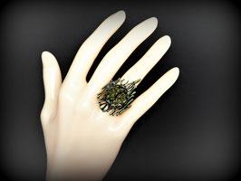 Ring Antique Dragon Eye