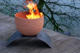 Feuerschale Vesuv – terracotta
