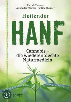 "Buch "" Heilender Hanf """