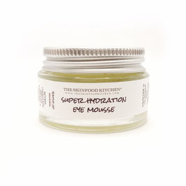 super hydration eye mousse
