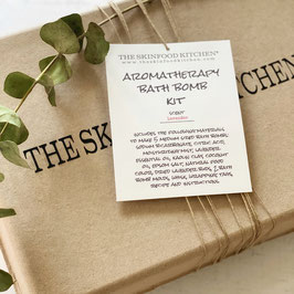 aromatherapy bath bomb kit