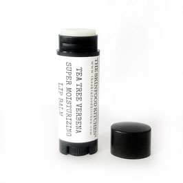 SUPER MOISTURIZING TEA TREE VERBENA LIP BALM
