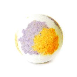 lavender citrus bath bomb