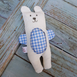 Mini doudou ourson