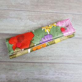 Coussin pour ceinture de sécurité chintz fleuri