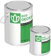 Terrassenöl ECO Deck & Teak Oil