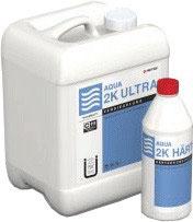 Acryl-Wasserlack AQUA 2k ULTRA