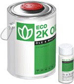 Hartöl ECO 2K Color Oil Farböl