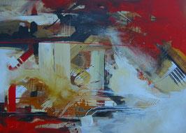 7/11, 100 x 140 cm, Acryl