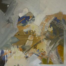 08/10 , 70 x 70 cm, Acryl