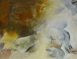 09/7, 60 x 80 cm, Acryl Mischtechnik
