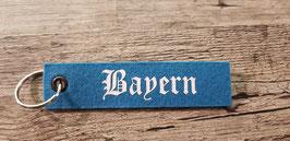 """Schlüsselanhänger """"Bayern"""""""
