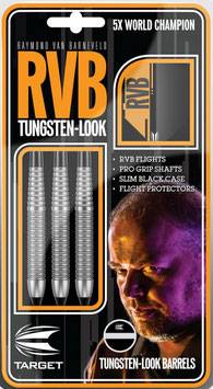 Barney RVB Tungsten Look, Steeldart  21g & 23g