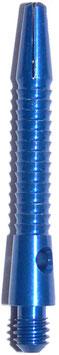 1 Sets (=3 Stück) Alu Colour Shaft Razor Edge short blau