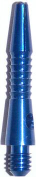 1 Sets (=3 Stück) Alu Colour Shaft Razor Edge extra short