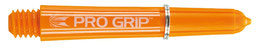 1 Sets (=3 Stück) PRO-GRIP Shaft orange, kurz