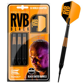 RVB Black, Softdart 19g